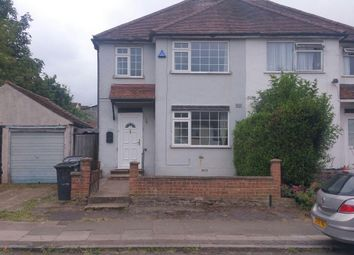 Thumbnail 3 bedroom semi-detached house to rent in Thirstone Close, Luton