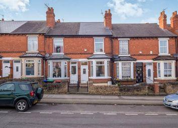 Thumbnail 2 bed terraced house for sale in Duke Street, Hucknall, Nottingham, Nottinghamshire
