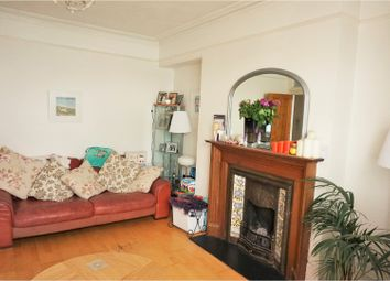 Thumbnail 3 bed flat for sale in Delaware Road, London