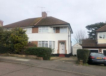 Thumbnail 3 bedroom semi-detached house to rent in Borkwood Way, Farnborough, Orpington