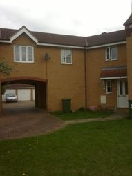 Thumbnail 2 bedroom terraced house to rent in Burdett Grove, Whittlesey