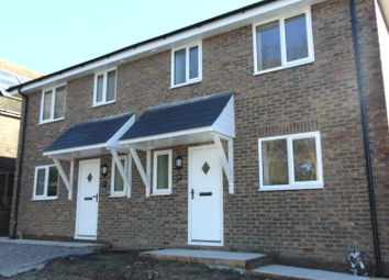 Thumbnail 3 bed semi-detached house to rent in Linley Drive, Hastings