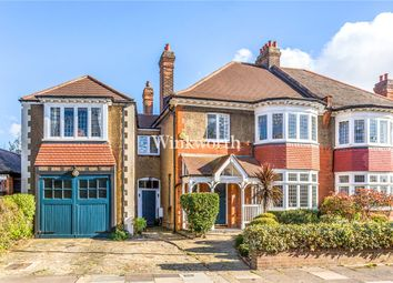 Thumbnail 5 bed semi-detached house for sale in Fox Lane, London