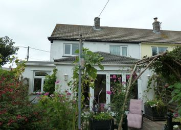 Thumbnail 2 bed semi-detached house for sale in Palmers Terrace, Treknow, Tintagel
