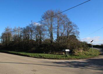 St James Place, Praze Road, Leedstown, Cornwall TR27. Land for sale