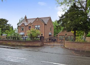 Thumbnail 4 bedroom detached house for sale in Keele Road, Newcastle-Under-Lyme
