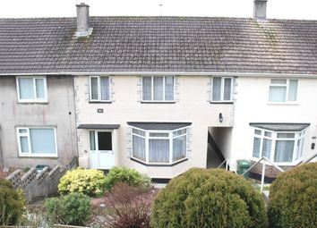 Thumbnail 4 bedroom terraced house for sale in Taunton Avenue, Whitleigh, Plymouth