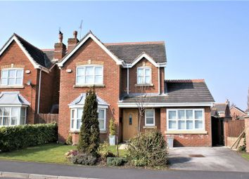 Thumbnail 3 bed detached house for sale in Delph Drive, Burscough, Ormskirk