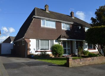Thumbnail 3 bed semi-detached house for sale in Sutton Road, Cowplain, Waterlooville