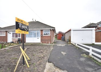 Thumbnail 2 bed semi-detached bungalow for sale in Braith Close, Blackpool