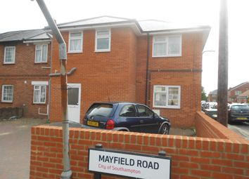 Thumbnail 1 bed flat to rent in Mayfield Road, Swaythling, Southampton