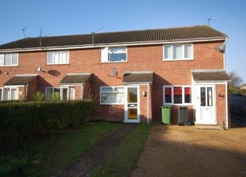 Thumbnail 2 bedroom terraced house to rent in Shelley Way, Thetford