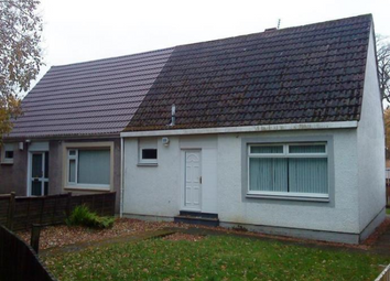Thumbnail 2 bedroom semi-detached house to rent in Allanton Grove, Wishaw