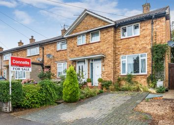 Thumbnail 3 bed end terrace house for sale in Huddleston Crescent, Merstham, Redhill