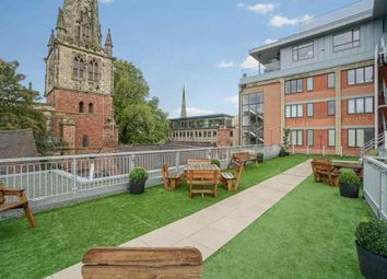Thumbnail 2 bed flat for sale in St. Marys Place, Shrewsbury