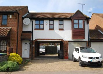 Thumbnail 1 bed end terrace house to rent in Fielding Avenue, Tilbury, Essex