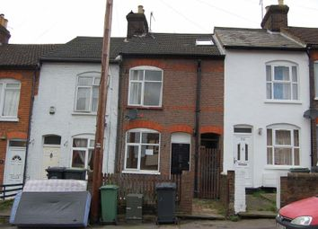 Thumbnail 4 bed terraced house for sale in Salisbury Road, Town Centre, Luton