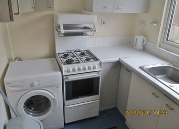 Thumbnail 3 bed maisonette to rent in Stansted Road, Top Flat, Southsea