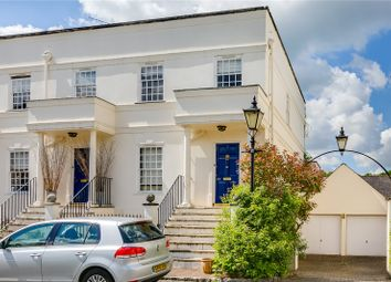 Thumbnail 4 bed end terrace house for sale in Beaufort Close, Putney, London