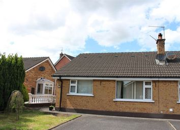Thumbnail 2 bed semi-detached bungalow for sale in Drumcashel Court, Newry