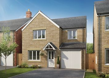 """Thumbnail 4 bed detached house for sale in """"The Roseberry"""" at Townsend Road, Witney"""