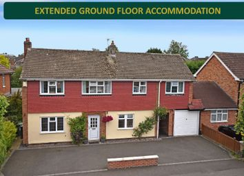 Thumbnail 4 bed detached house for sale in Foxhunter Drive, Oadby, Leicester