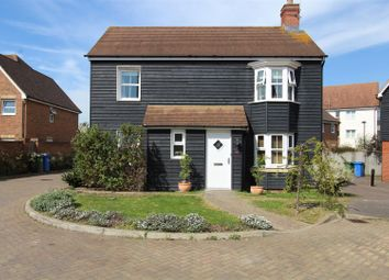 Thumbnail 3 bed detached house to rent in Bergamot Close, Sittingbourne