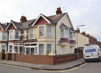 Thumbnail 4 bed end terrace house for sale in Whitley Road, Seaside, Eastbourne