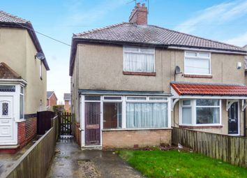 Thumbnail 3 bed semi-detached house for sale in Wellfield Road North, Wingate