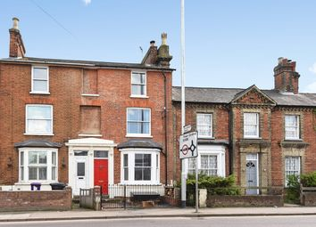 Thumbnail 4 bed terraced house for sale in Walsworth Road, Hitchin