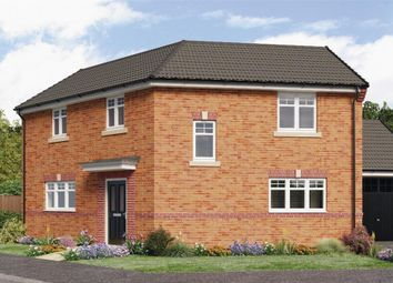 """Thumbnail 3 bed semi-detached house for sale in """"Kipling"""" at Croston Road, Farington Moss, Leyland"""