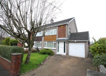 Thumbnail 3 bed semi-detached house for sale in Arundel Drive, Bishopbriggs, Glasgow, East Dunbartonshire