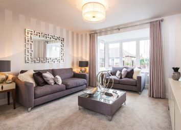 "Thumbnail 3 bed detached house for sale in ""The Orwell"" at Park Road South, Middlesbrough"