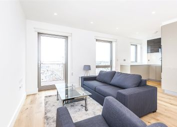 Thumbnail 1 bed flat for sale in Bywell Place, London