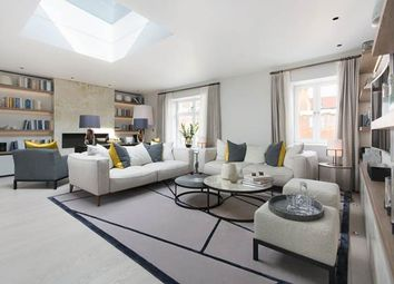 Thumbnail 4 bedroom flat for sale in Palace Court, London