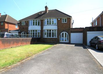 Thumbnail 3 bed property to rent in Chester Road, Kingshurst, Birmingham