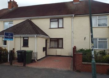 Thumbnail 3 bed terraced house for sale in Rynal Street, Evesham