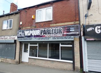 Thumbnail Retail premises for sale in Kirkby Road, Hemsworth