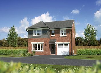"Thumbnail 4 bedroom detached house for sale in ""Dukeswood"" At Sherbourne Avenue, Chester CH4, Chester,"