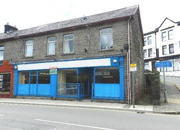 Thumbnail Flat for sale in Dunraven Street, Tonypandy