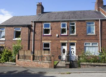Thumbnail 3 bed terraced house for sale in Park Street, Willington, Co Durham