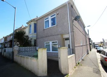 Thumbnail 1 bed flat for sale in North Road, Torpoint, Cornwall