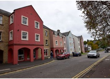 Thumbnail 2 bedroom flat for sale in Canongate, Jedburgh