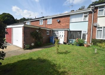 Thumbnail 3 bed terraced house for sale in Tayler Road, Hadleigh, Ipswich