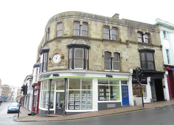 Thumbnail 2 bed flat to rent in Church Street, Ventnor