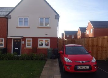 Thumbnail 3 bed property to rent in Market Centre, High Street, Bloxwich, Walsall