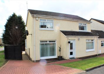 Thumbnail 4 bedroom link-detached house for sale in Hamilton View, Uddingston
