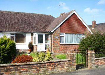 Thumbnail 2 bed semi-detached bungalow for sale in Parry Drive, Rustington, Littlehampton