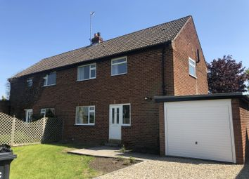 Thumbnail 3 bed semi-detached house to rent in The Avenue, Wighill Park, Tadcaster