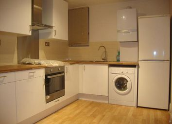Thumbnail 3 bed flat to rent in Ingestre Road, Kentish Town